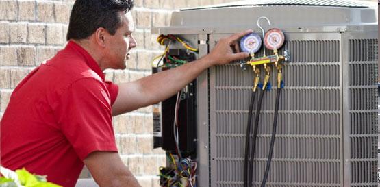 Residential AC Repair Dubai